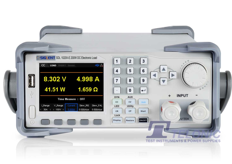 Siglent SDL1000X-E