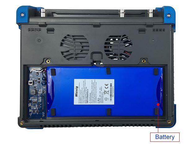 Battery (Optional)