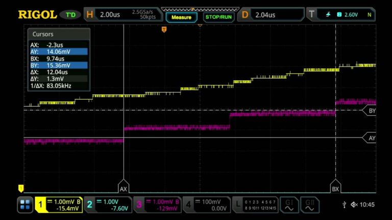 16Bit Vertical Resolution