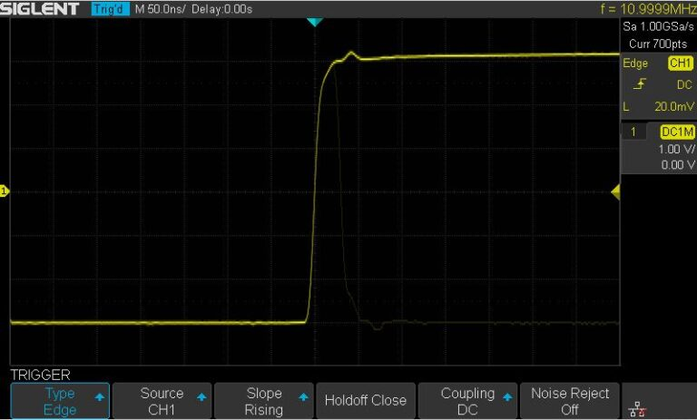 Waveform Capture Rate Up to 400,000 wfms